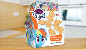MY LITTLE PONY Cookie Boxes