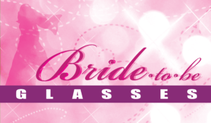 Bride To Be Glasses Header Card