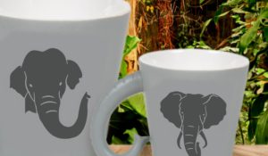 RINCO Custom Elephant Mugs